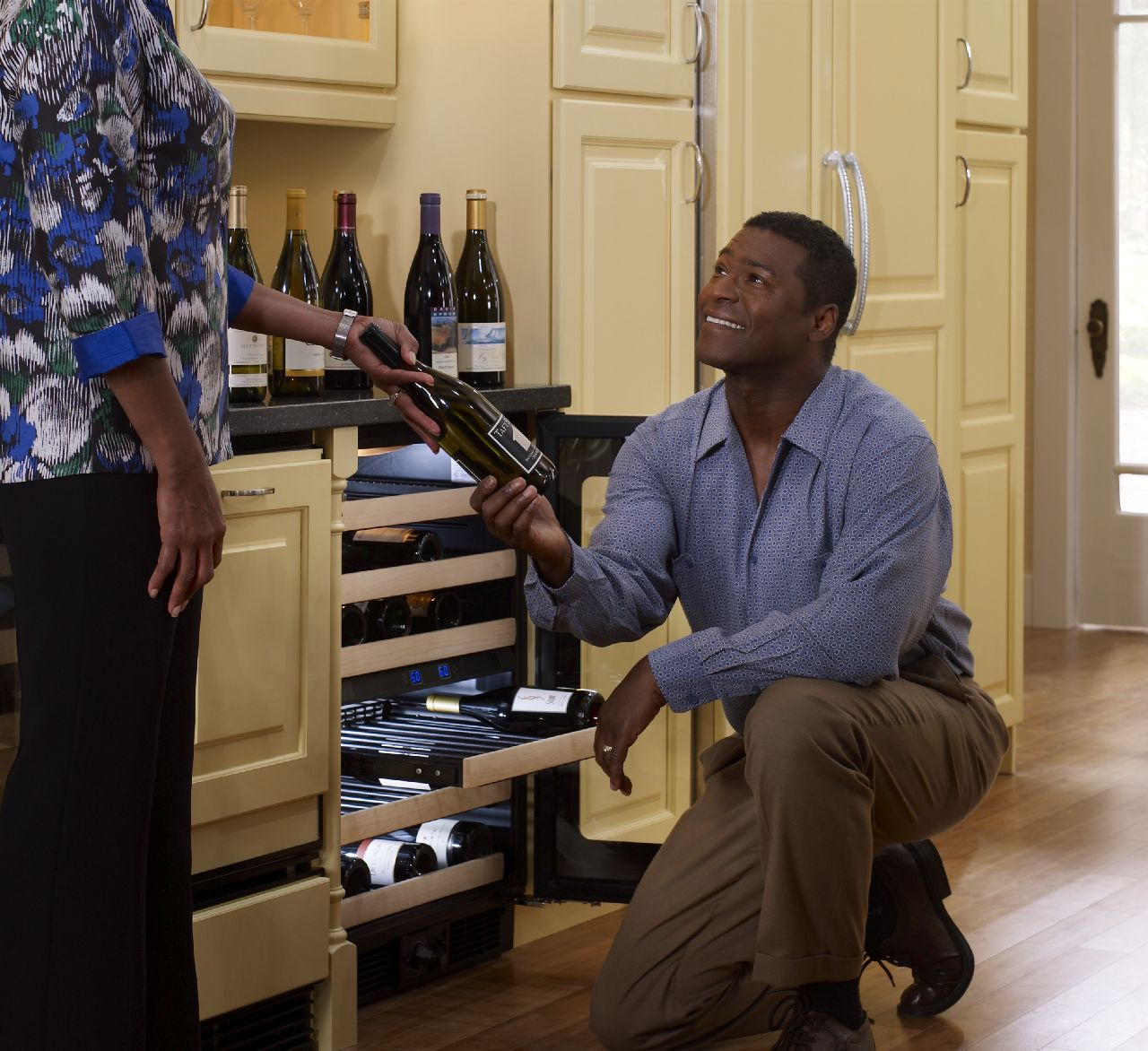 Just decant deal with your wine cooler? Chill! Tips are here!
